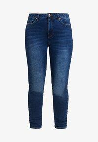 JUNAROSE - by VERO MODA - JRZERO NOVA  - Skinny džíny - medium blue denim - 4
