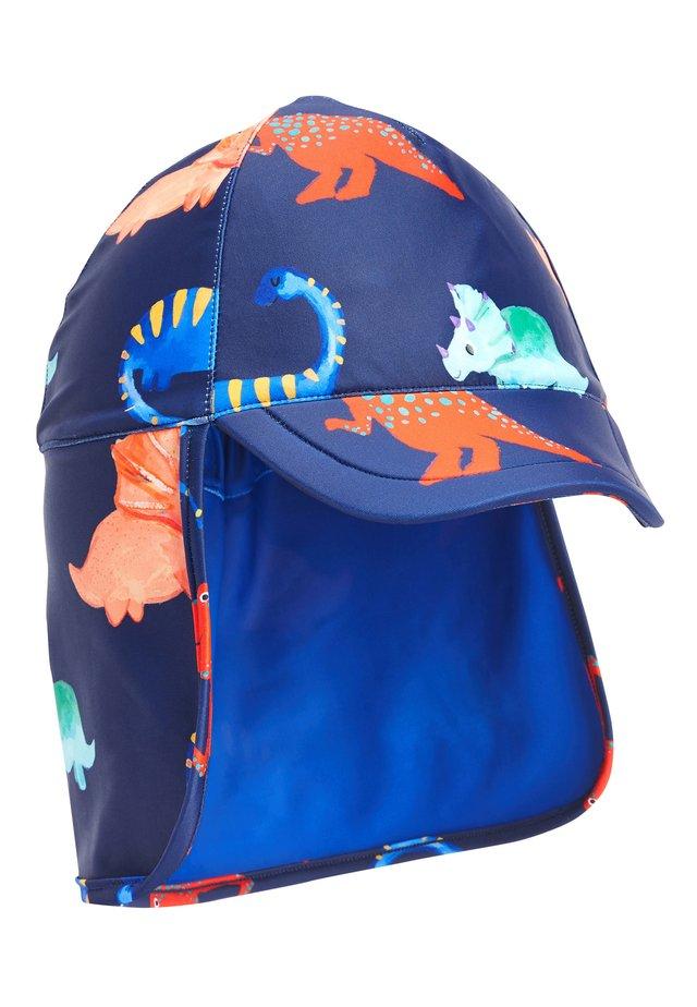 NAVY DINO LEGIONNAIRE'S HAT (YOUNGER) - Klobouk - blue