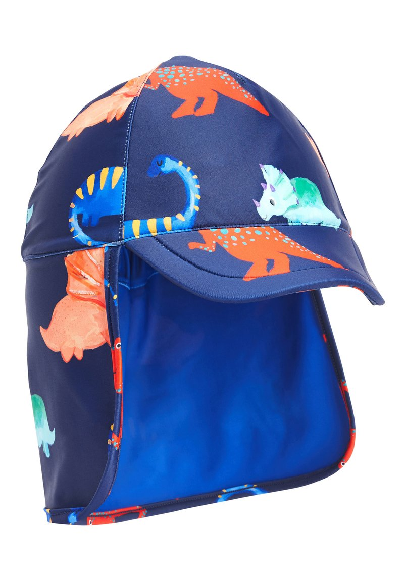 Next - NAVY DINO LEGIONNAIRE'S HAT (YOUNGER) - Klobouk - blue