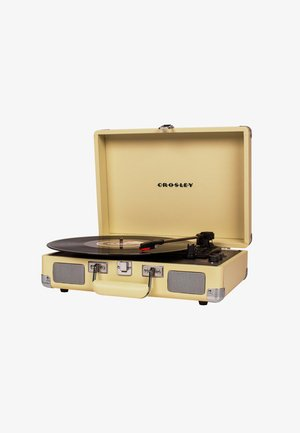 PLATTENSPIELER CRUISER DELUXE - Record player - fawn
