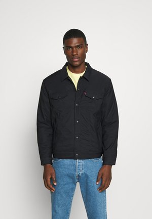 THERMORE STRETCH TRUCKER - Light jacket - caviar