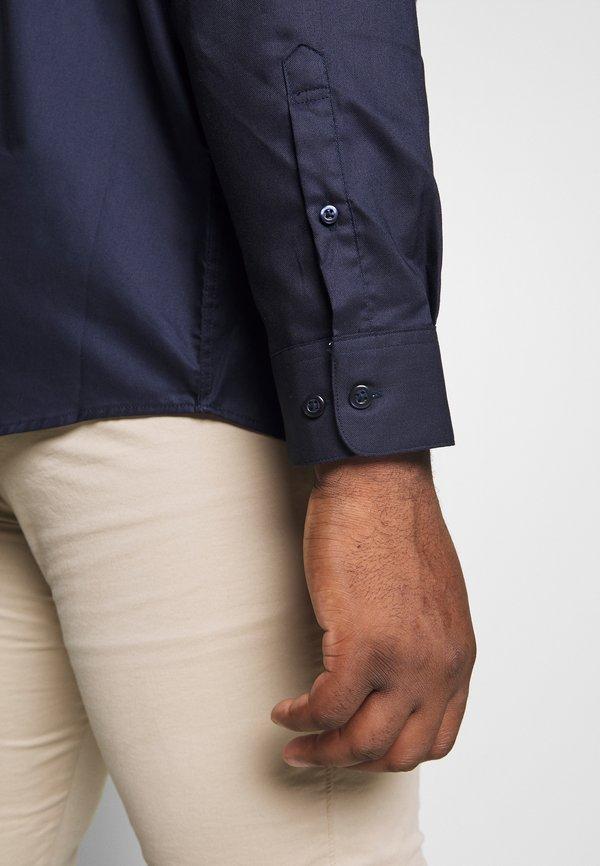 Selected Homme SLHREGNEW MARK - Koszula - navy blazer/granatowy Odzież Męska VRQM