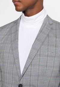 Selected Homme - SLHSLIM KYLELOGAN - Suit - light gray - 7