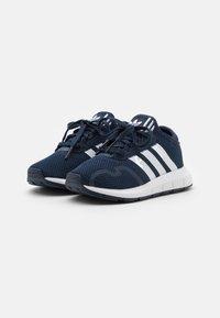 adidas Originals - SWIFT RUN X SHOES - Zapatillas - collegiate navy/footwear white/core black - 1