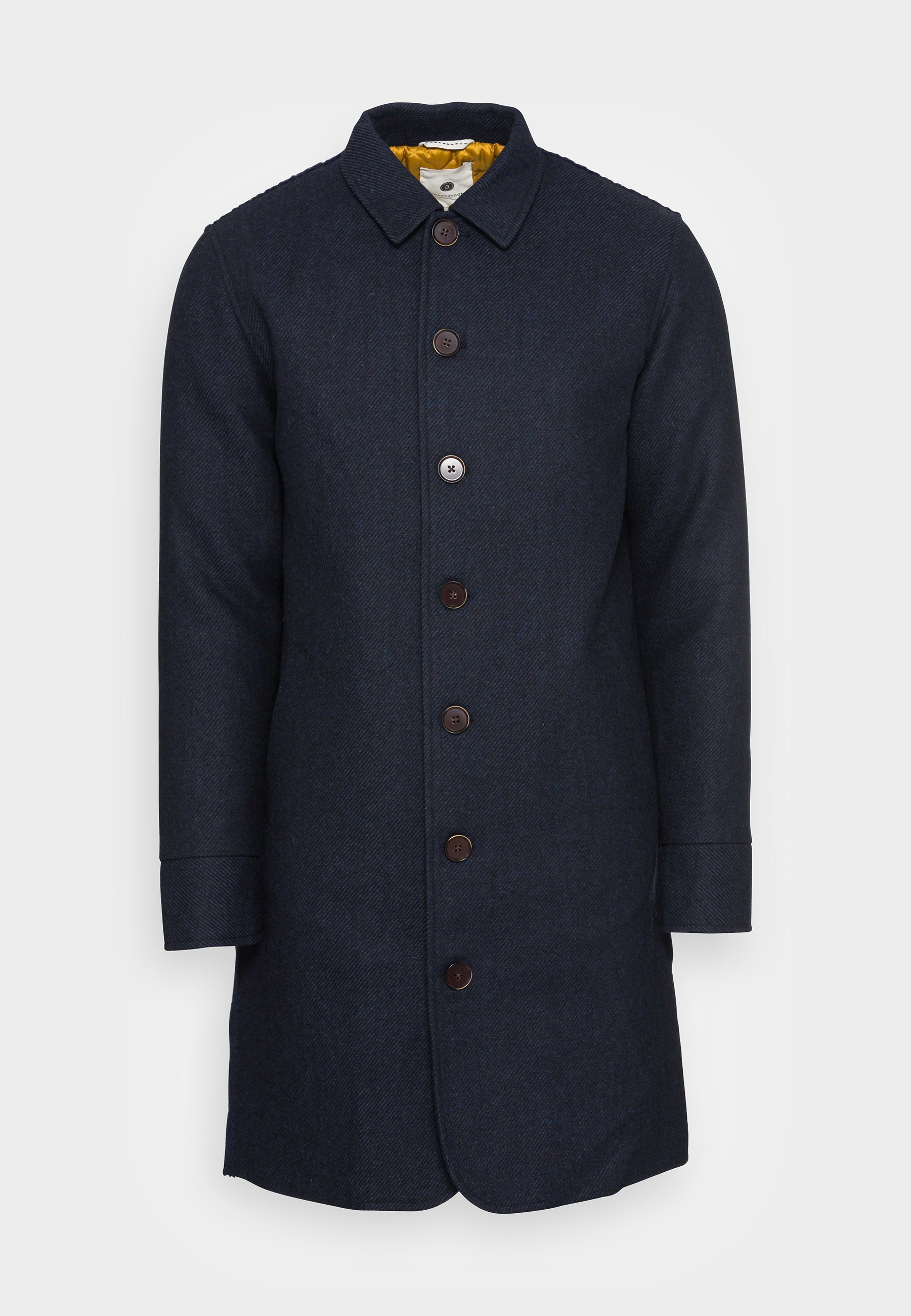 Men BJARNE LONG JACKET - Classic coat