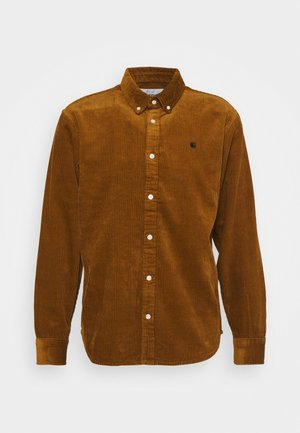 MADISON  - Koszula - tawny