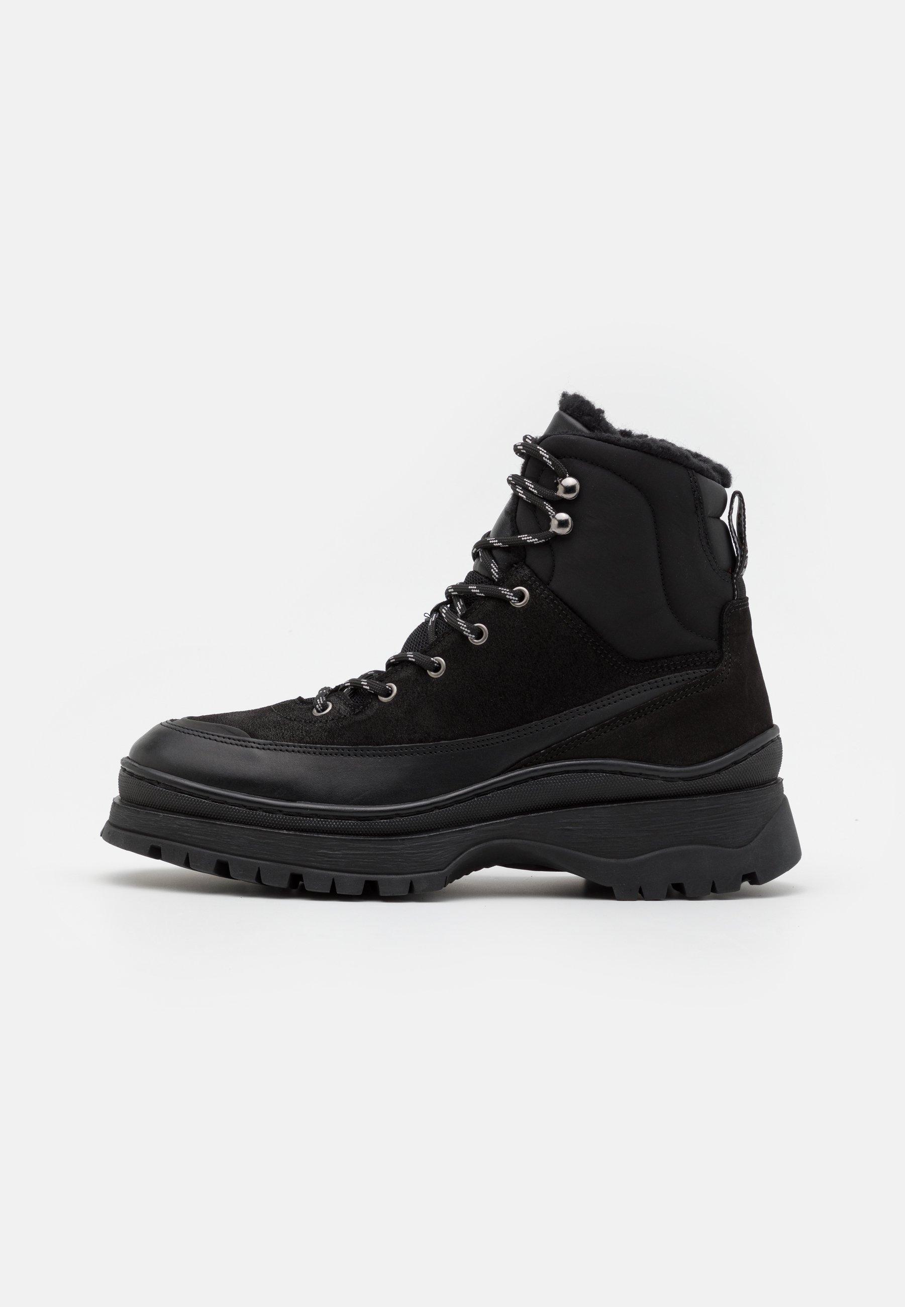 Men OSMAR - Lace-up ankle boots