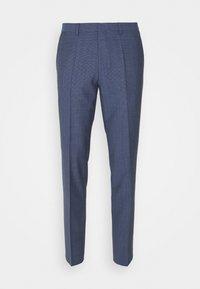HUGO - ARTI HESTEN SET - Oblek - medium blue - 4