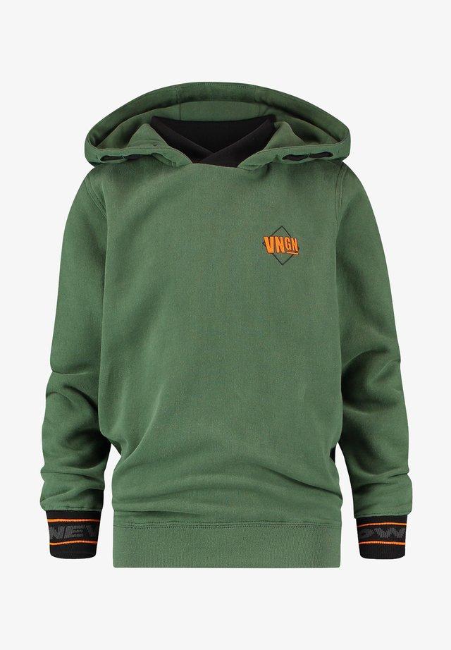 NOYANO - Hoodie - amazon green