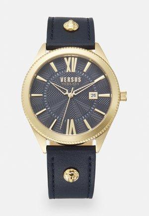 HIGHLAND PARK UNISEX - Reloj - blue/gold-coloured