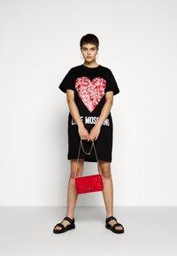 Love Moschino - Robe d'été - black - 1