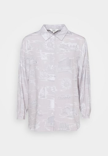 RESORT - Košile - lilac hunt