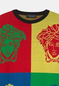 Versace - MAGLIA JUNIOR BOY - Svetr - multicolor - 2