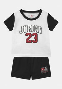 Jordan - PRACTICE FLIGHT SET UNISEX - Print T-shirt - black - 0