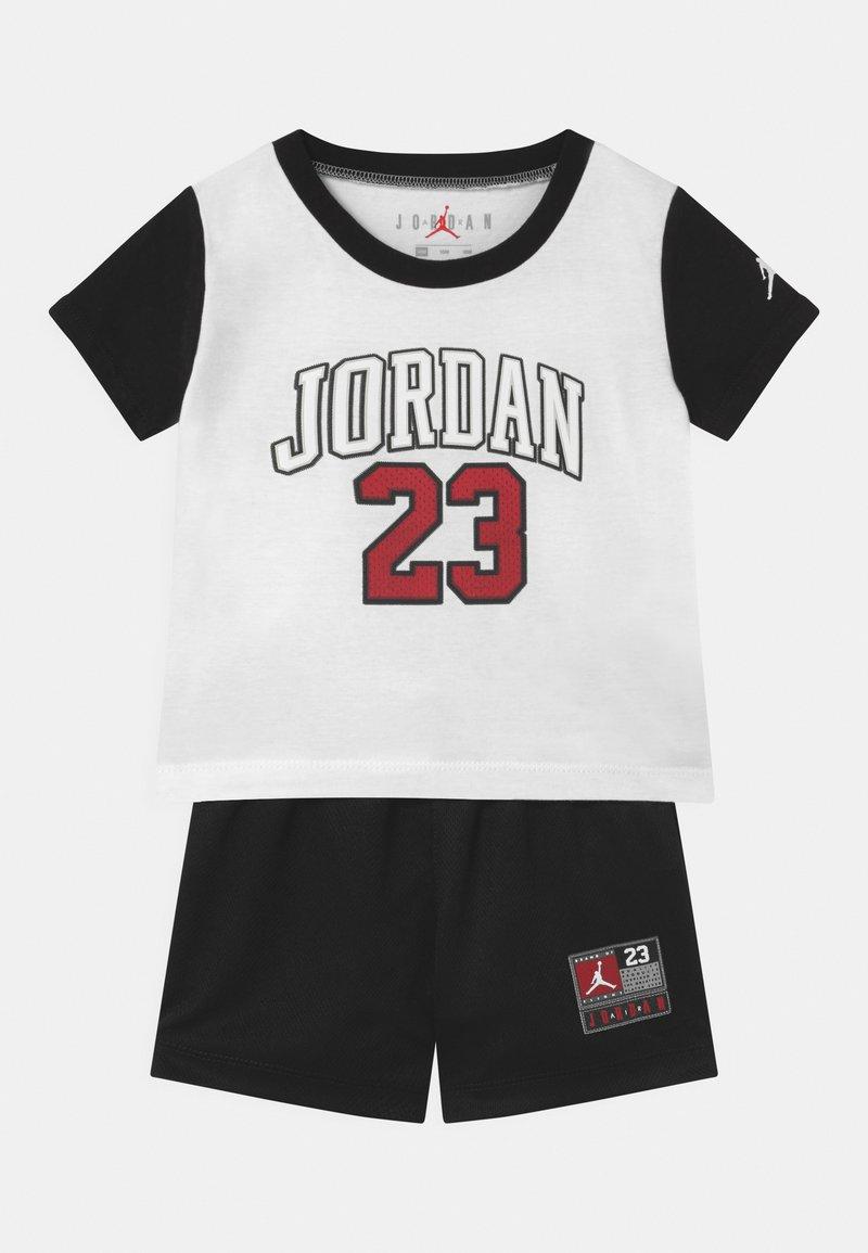 Jordan - PRACTICE FLIGHT SET UNISEX - Print T-shirt - black