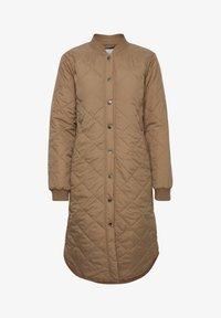 PULZ - PZELINA  - Winter coat - tannin - 4