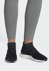adidas by Stella McCartney - ULTRABOOST X 3D SHOES - Neutral running shoes - black - 0