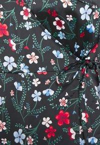 Monki - AMANDA DRESS - Day dress - black - 4