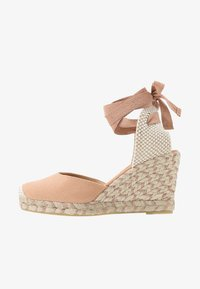Office Wide Fit - MARMALADE WIDE FIT - High heeled sandals - nude/rose gold - 1
