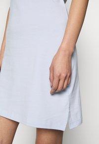 Tommy Hilfiger - SLIM DRESS - Day dress - breezy blue - 3