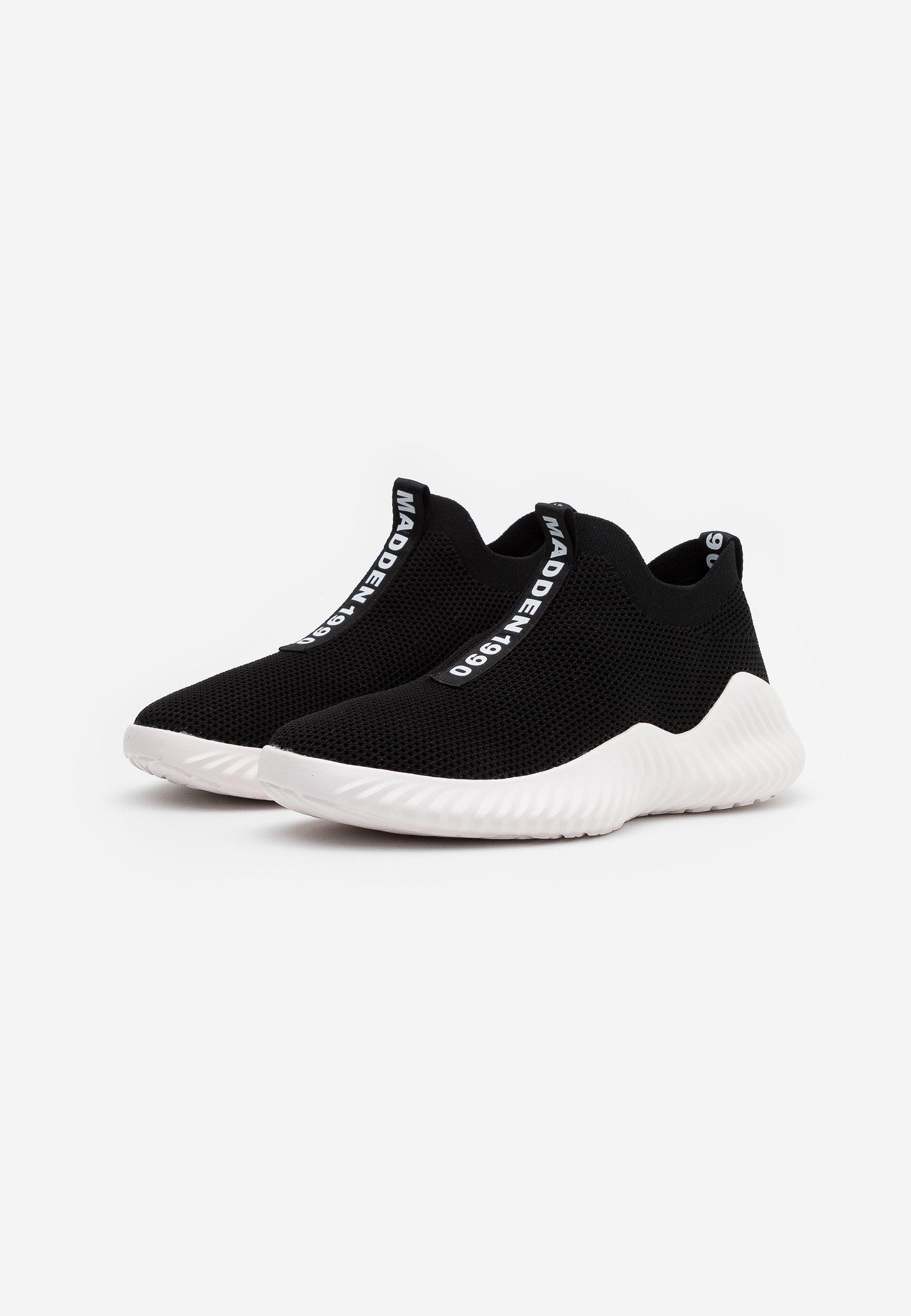 Steve Madden VANTAGE Sneakers blackwhite Zalando.se