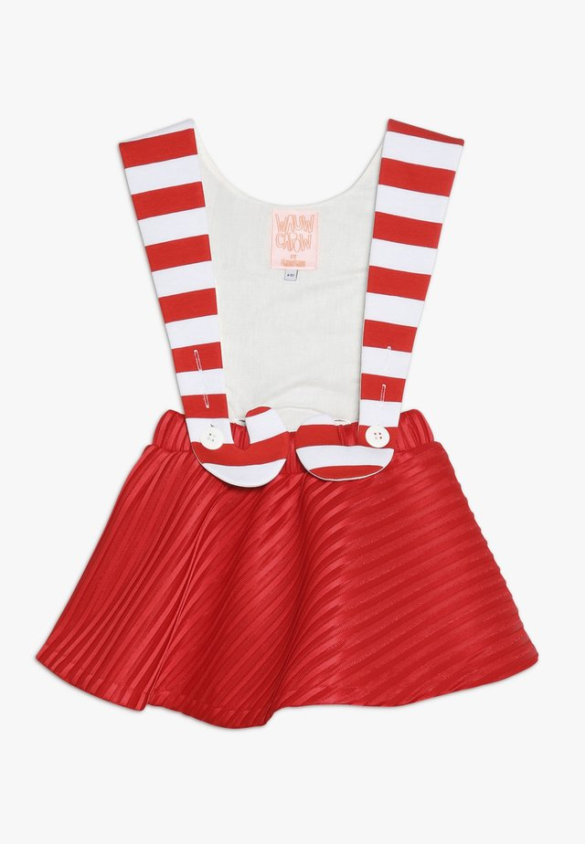 CANDY GIRL - Cocktail dress / Party dress - red
