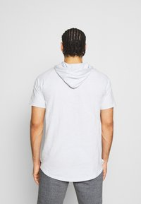 Under Armour - PROJECT ROCK - Print T-shirt - halo gray - 2