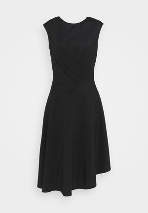 CLOSET HIGH NECK A LINE DRESS - Cocktailkjoler / festkjoler - black