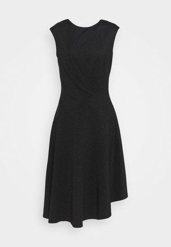 CLOSET HIGH NECK A LINE DRESS - Cocktail dress / Party dress - black