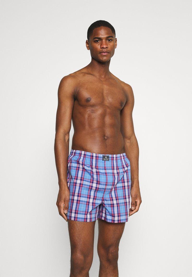 Polo Ralph Lauren - 3 PACK  - Boxer shorts - blue