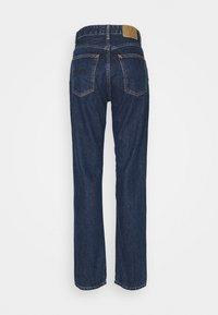 Nudie Jeans - BREEZY BRITT - Relaxed fit jeans - dark stellar - 1
