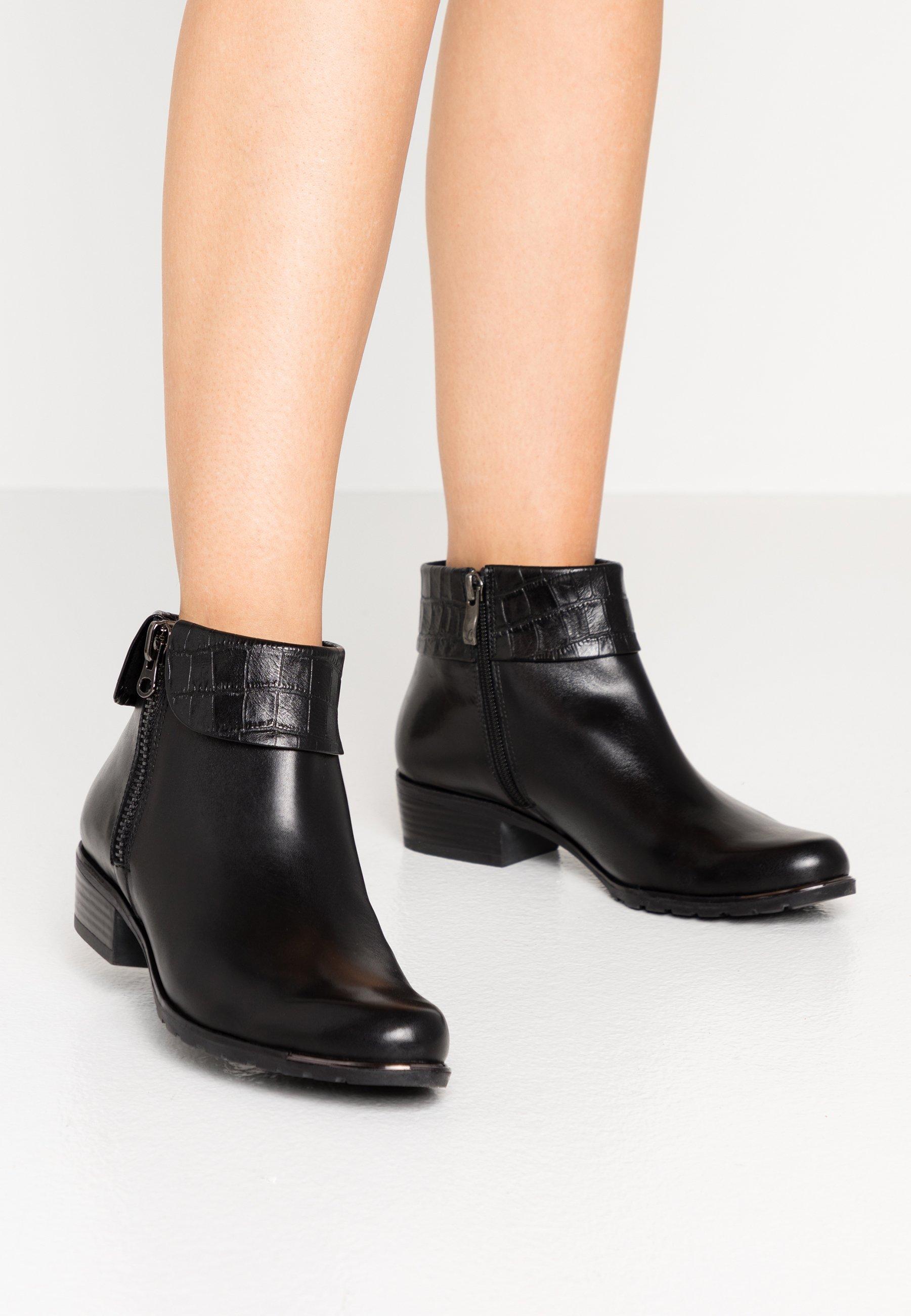 Caprice Ankle Boot - black  Stiefeletten für Damen ozhP3