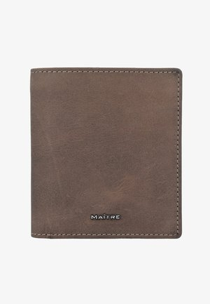 Wallet - light brown