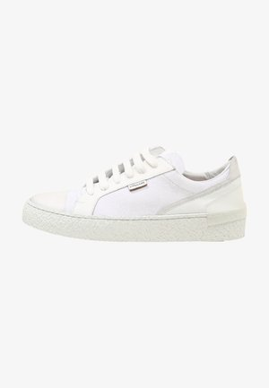 Sneakersy niskie - black, white