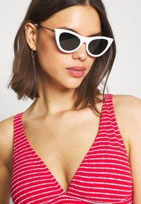 Seafolly - SEASIDE LONGLINE - Bikini top - chilli red - 3