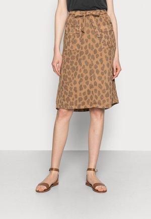 HANNELORE SKIRT - A-line skirt - toasted leo