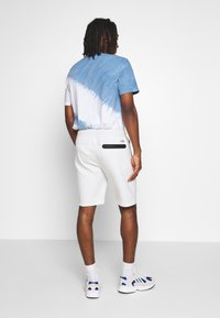 American Eagle - PULL ON WITH BONDED TAPE POCKETS - Pantaloni sportivi - heather frost - 2