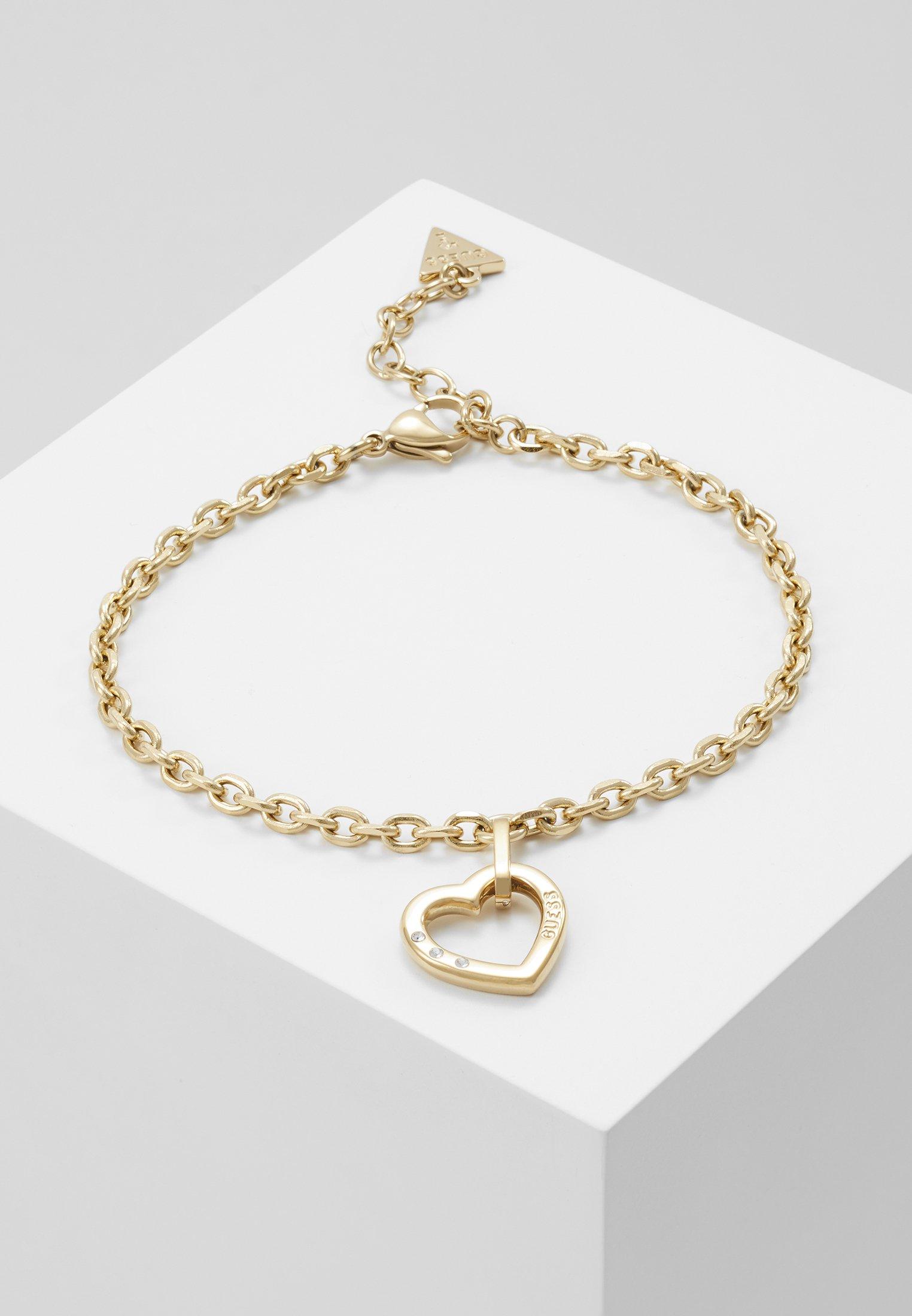 Femme HEARTED CHAIN - Bracelet