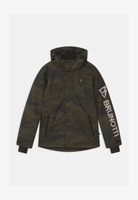 Brunotti - GULLIES BOYS  - Snowboardová bunda - pine grey - 0