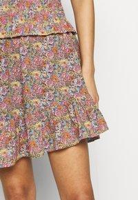 YAS - YASEMINA SKIRT  - A-line skirt - black - 4