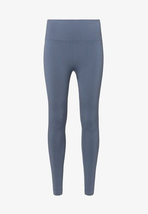 SEAMLESS - Legging - dark blue