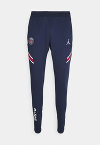 Nike Performance - PARIS ST. GERMAIN PANT - Klubbkläder - midnight navy/white - 0