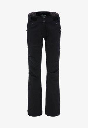 RELEASE - Pantaloni da neve - black