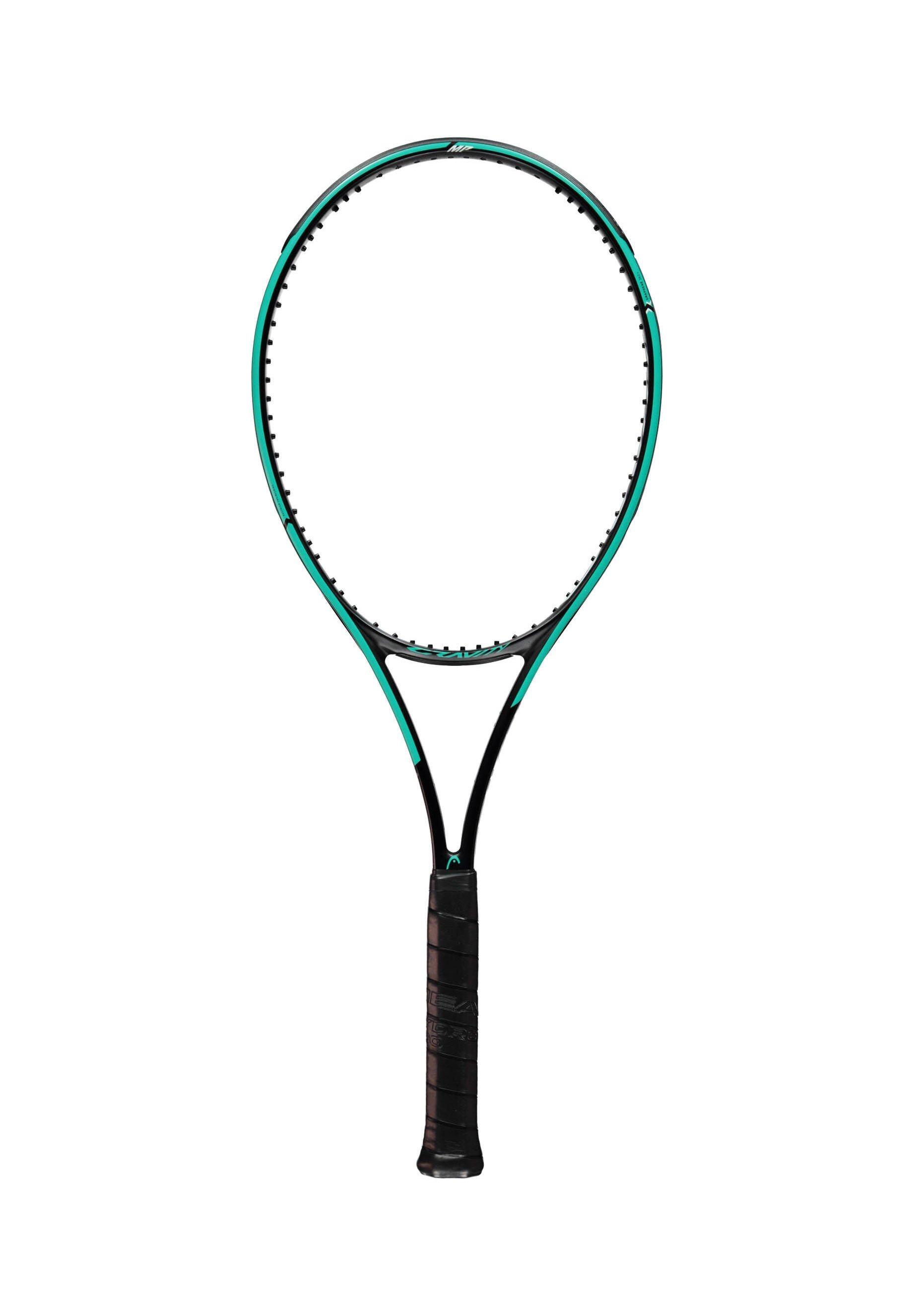 Herren Tennisschläger - türkis