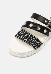 LIU JO - DESY - Mules - black - 4