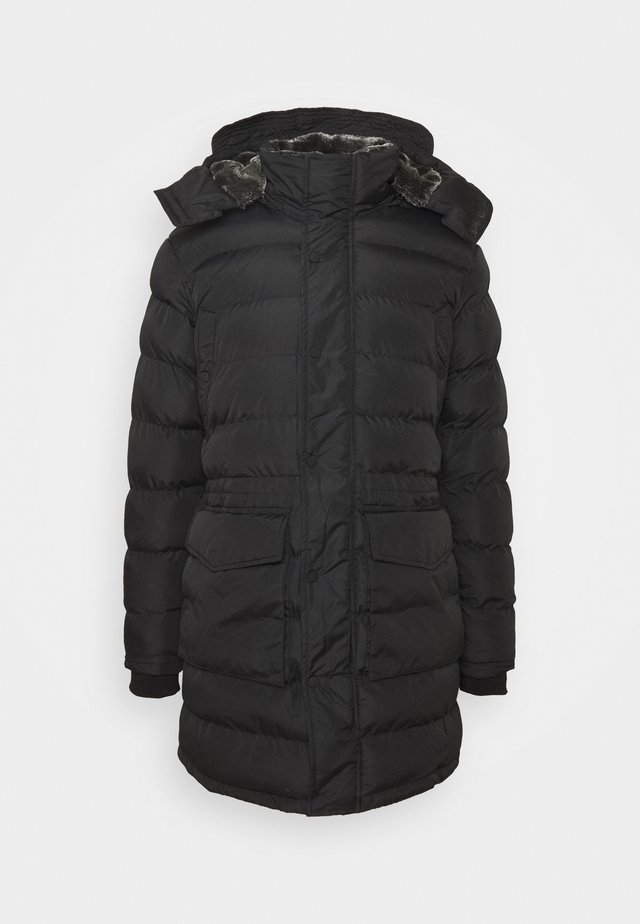 BOBBY - Winter coat - black