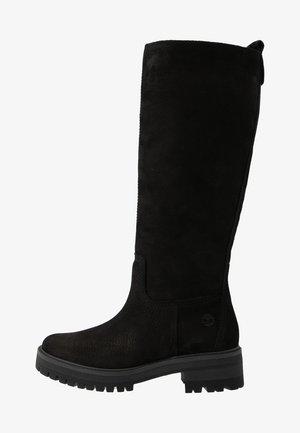 COURMAYEUR VALLEY TALL - Boots - black