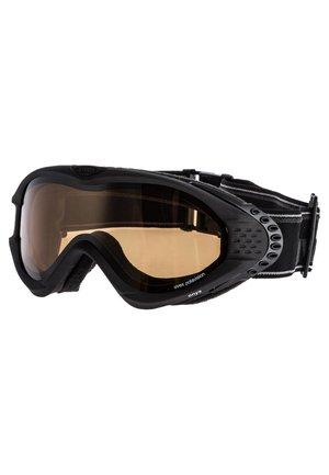 ONYX POLA - Ski goggles - black met mat