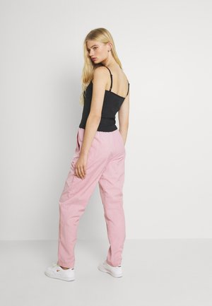 AIR PANT - Tracksuit bottoms - pink glaze/white