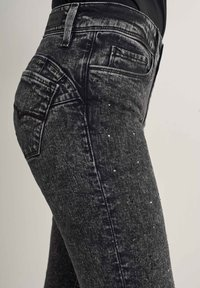 Salsa - Slim fit jeans - schwarz - 4